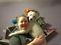 Lincoln Logston - pound puppy. June 2013