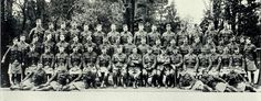 Sergeants of the 6th Seaforth Highlanders, Bedford 1915
