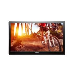 """Buy AOC E1659FWU 15.6"""" USB Monitor online at Lazada Singapore. Discount prices…"""