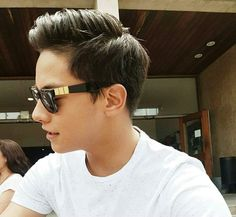 Daniel Johns, Daniel Padilla, John Ford, Kathryn Bernardo, Dj, Mens Sunglasses, Boys, Fashion, Baby Boys