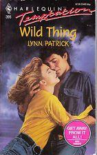 Patrick, Lynn - Wild Thing - Harlequin Temptation - # 395
