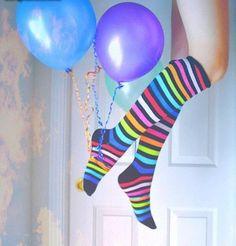 ballons, beautiful, beauty, black, blue
