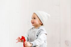 Seed Stitch Baby Hat designed by Mandy Kordal on OfaKind - lovely wool and alpaca beanie for baby that I may try to do myself #wow #kids #style #diy