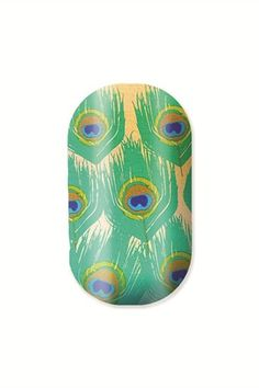Peacock by Minx - NAILS Magazine