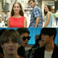 BTS MEME XD<<<these spot the difference are getting even more difficult