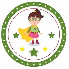 Odznaki na Dzień Dziewczyn do pobrania i drukowania dla dzieci, rodziców, nauczycieli przedszkola i szkół. Gotowe szablony, dekoracje, ozdoby. Freebies, School Decorations, Origami, Preschool, Badges, Diet, Name Badges, Kid Garden, Button Badge