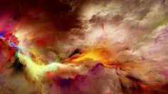 peinture sur toile abstraite multicolore pour vivifier la déco murale