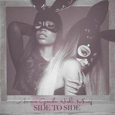 Ariana Grande - Side To Side (feat. Nicki Minaj) made by dani | Coverlandia