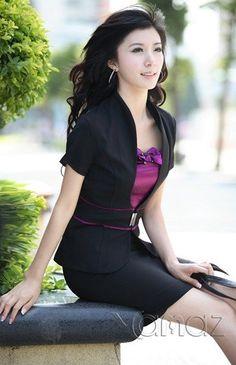 2011NEW-professional-women-s-fashion-career-skirt-suits-summer-three+%281%29.jpg (364×564)