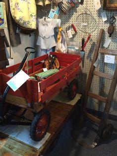 Garton Stake Side Wagon