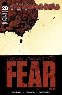 The Walking Dead #102 (Variant B)