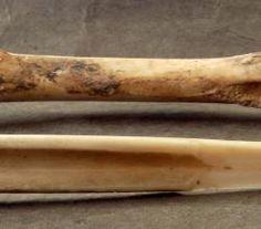 How to make a bone knife