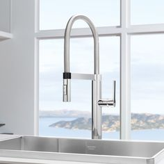 Culina Semi-Pro Kitchen Faucet 44133 by Blanco | YLiving