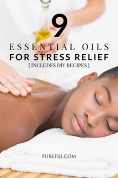 Here are the best essential oils to use plus some DIY recipes that you can easily make from home. Why not make a little extra for your besties too! Essential Oils For Stress, Rose Essential Oil, Diy Natural Beauty Recipes, Homemade Skin Care, Homemade Beauty, Diy Beauty, Stress Relief Tips, Skin Secrets, Natural Skin Care