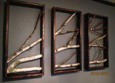 1000 id es sur le th me branches de bouleau sur pinterest branches branches d 39 arbre et bougies. Black Bedroom Furniture Sets. Home Design Ideas