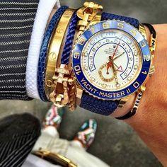 ⚓️ Rolex Yacht-Master II ⚓️ #watch #watchporn #wristgame #rolex #dreambig #jewelry #money #millionaire #mensfashion #timemillionaire #rich #gold #luxury #lifestyle #luxurylife #success #instagood #instalike
