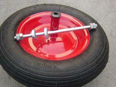 rubber wheel from qingdao jiaonan city (350-8) - China ;wheelbarrow tyre;rubber wheels, RUNTO