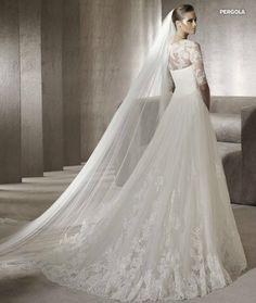 2012 Designer Vintage Lace Wedding Dress with Jacket 9282