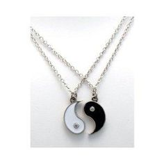 I found 'Yin and Yang Friendship Necklace Set' on Wish, check it out!