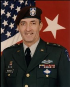 Major General Thomas H. Needham was dad's brigade commander when I left for West Point