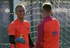 Welcome to Tunde Adenuga's Blog.: Cillessen in line for Barcelona debut after…