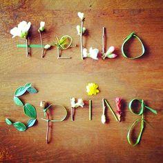 { Olá Primavera! } www.INFINITA.pt