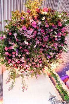 pr catelan arbres fleuris sur le thme yves saint laurent par eric chauvin - Pr Catelan Mariage