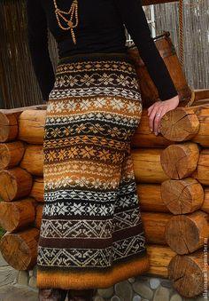 Crochet Dress Full Pattern and Tutorial - Craft & Patterns Crochet Bodycon Dresses, Crochet Skirts, Knit Skirt, Crochet Clothes, Knit Dress, Fair Isle Knitting Patterns, Knitting Machine Patterns, Fair Isle Pattern, Norwegian Knitting