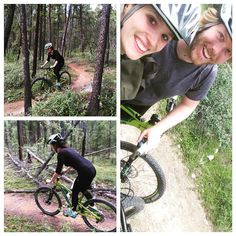 Every day I fall more and more in love with this man who takes me on epic adventures and is always patient, kind and encouraging Trail Riding, This Man, I Fall, Rocky Mountains, Adventure, Adventure Movies, Adventure Books