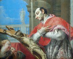 Cardinal Saint Charles Borromeo