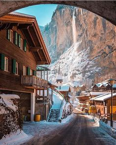 Lauterbrunnen,SwitzerlandPhoto taken by @christofs70