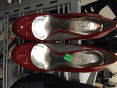 Six Under Six: Chic and Cheerful Holiday pieces   DC Goodwill Fashionista: A Popping Shoe: Every hostess with the mostest needs a popping shoe to get the party started.