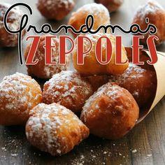 Zeppoles