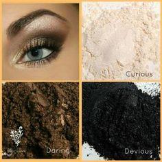Carrie Jean Frates - Younique - Uplift. Empower. Motivate. #younique #mineralmakeup #3Dfiberlashmascara