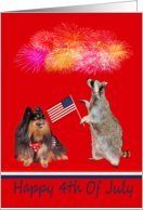 4th Of July, Raccoon and a Pomeranian Card by Greeting Card Universe. $3.00. 5 x 7 inch premium quality folded paper greeting card. Animals / Pets greeting cards & photo cards are available at Greeting Card Universe. Do something special this year with a paper card. Send a paper Animals / Pets card from Greeting Card Universe this year. This paper card includes the following themes: Laurie77, 4th of July, and raccoon. Greeting Card Universe offers custom cards so eve...