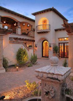 Stunning Hacienda Style Houses [ MexicanConnexionForTile.com ] #interior #Talavera #handmade-SR