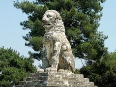 Serres, Greece - The Macedonian City That You Should Visit - Amfipoli lion