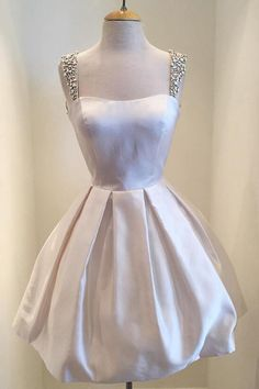 2016 homecoming dresses,homecoming dresses,cheap short pink hoco dresses,square neck hoco dresses,fancy homecoming dresses for teens