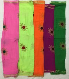 Latest georgette saree collection.Here we have georgette sarees with zari butta with blush printed sarees. Different de...