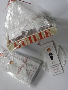 recordatorios guille - 4 Container, Gift Wrapping, Gifts, Ideas, Gift Wrapping Paper, Presents, Wrapping Gifts, Favors, Thoughts
