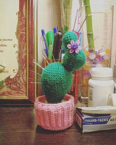 ami.from.ri:: Не только колючая милость но и очень полезная вещь  #кактус #cactus #игольница #шитье #вязание #amigurumi #амигуруми #ручнаяработа #handmade #ami_from_ri