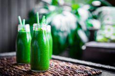 wheatgrass smoothie