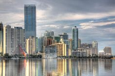 City Of Miami, FL, USA