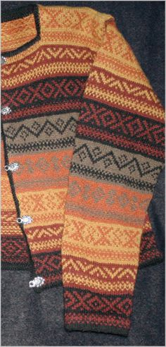 Fair Isle Knitting Technique - The Smithsonian Associates
