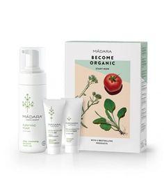 """Kit """"Become Organic"""""""