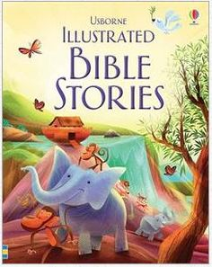 A fully illustrated #collection of #stories from the #Bible, retold for young #readers. Including Joseph and his Amazing Technicolor Dreamcoat, The Story of Baby Jesus, The Easter Story, Jonah and the Whale, Noah's Ark and more. A beautiful gift book that #children will love to receive on any special occasion.