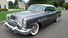 1954 Buick Roadmaster 2-Door Riviera.