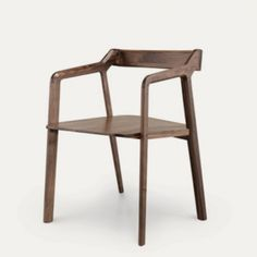 Inspired by mid-century danish design, Odhin is an elegant yet comfortable lounge chair.