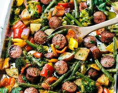 one-pan-healthy-sausage-and-roasted-veggies-from-chelseasmessyapron-com