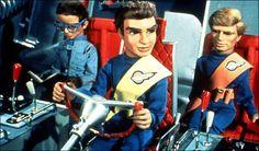 Thunderbirds... worryingly I think I may have fancied Virgil!! LOL